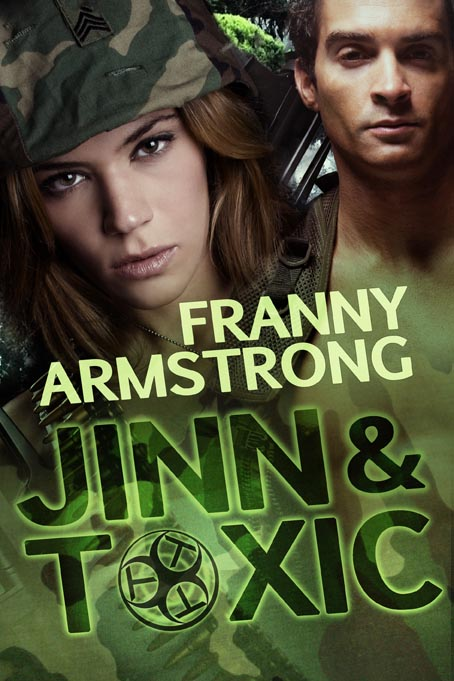 ALL NEW NOVEL~Jinn & Toxic Release date January 3